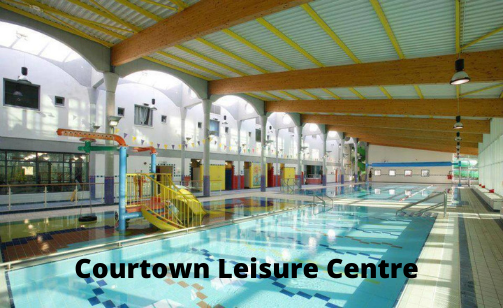 swimming pool in courtown leisure centre