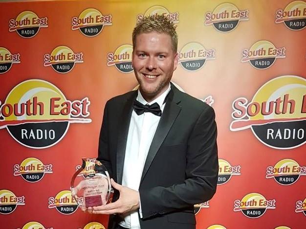 Graham Bell winning award