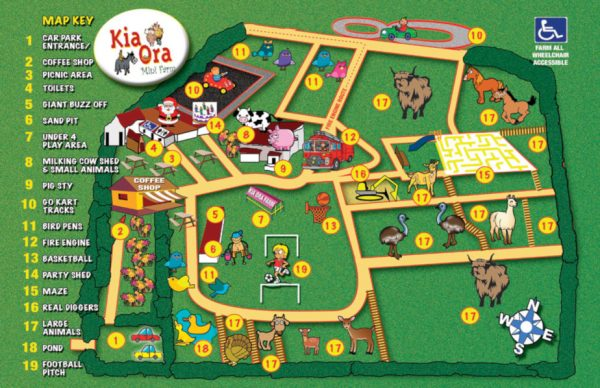 Kia Ora Farm