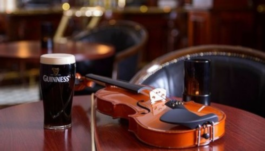 Guinness and Guitar