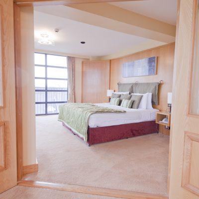 Upton Deluxe Bedroom